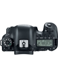 Canon EOS 6D Mark II (Corpo) - Detalhes