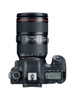 Canon EOS 6D Mark II + 24-105mm f/4 - Detalhes