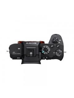 Sony Alpha a7s II Corpo - Detalhes
