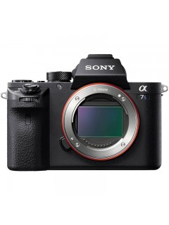 Sony Alpha a7s II Corpo