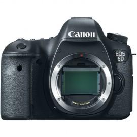 Canon EOS 6D (Corpo)