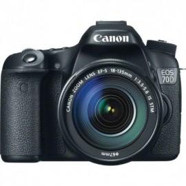 Canon EOS 70D + 18 135mm STM