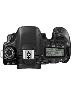 Canon EOS 80D (Corpo) - Detalhes