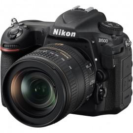 Nikon D500 + 16 80mm f/2.8 4E