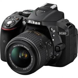 Nikon D5300 + 18 55mm
