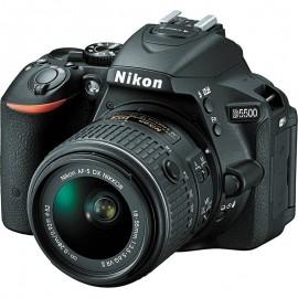 Nikon D5500 + 18 55mm VR II