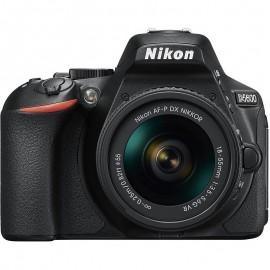 Nikon D5600 + 18 55mm VR