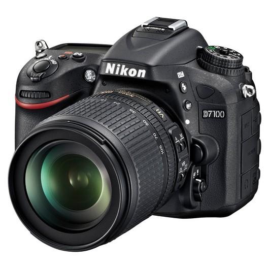 Nikon D7100 + 18 105mm VR