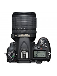 Nikon D7100 + 18 105mm VR - Detalhes