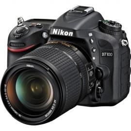 Nikon D7100 + 18 140mm VR