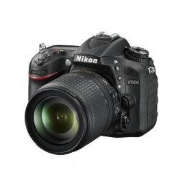 Nikon D7200 + 18 105mm VR