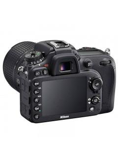 Nikon D7200 + 18 105mm VR - LCD
