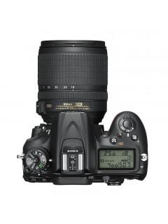 Nikon D7200 + 18 105mm VR - Detalhes