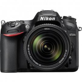 Nikon D7200 + 18 140mm VR