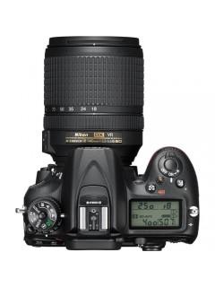 Nikon D7200 + 18 140mm VR - Detalhes