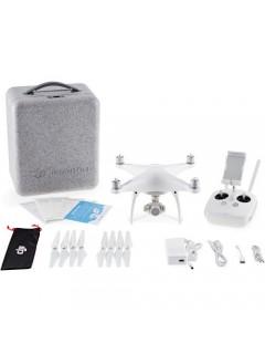 Drone DJI Phantom 4 - Caixa - Acessórios