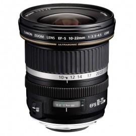 Lente Canon EFS 10-22mm f/3.5-4.5 USM