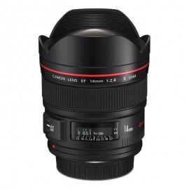 Lente Canon EF 14mm f/2.8L II USM