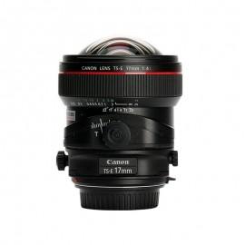 Lente Canon TSE 17mm f/4L