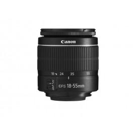 Lente Canon EFS 18-55mm f/3.5-5.6 III
