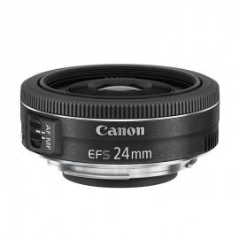 Lente Canon EFS 24mm f/2.8 STM