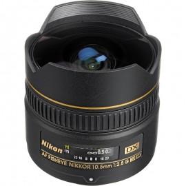 Lente Nikon AF Fisheye 10.5mm f/2.8G ED DX