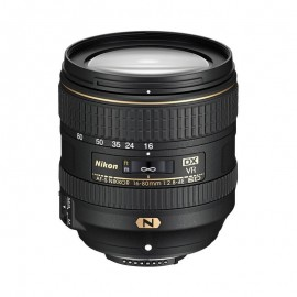 Lente Nikon AFS 16-80mm f/2.8-4E ED VR DX