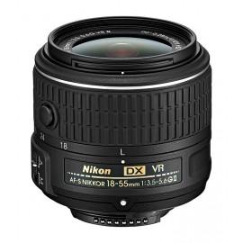 Lente Nikon AFS 18-55mm f/3.5-5.6G VR II DX