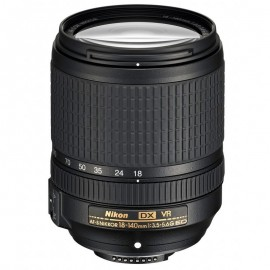 Lente Nikon AFS 18-140mm f/3.5-5.6G ED VR DX