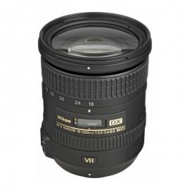 Lente Nikon AFS 18-200mm f/3.5-5.6G ED VR II DX