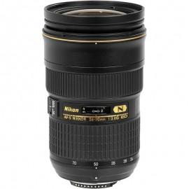 Lente Nikon AFS 24-70mm f/2.8G ED