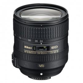 Lente Nikon AFS 24-85mm f/3.5-4.5G ED VR