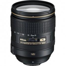Lente Nikon AFS 24-120mm f/4G ED VR
