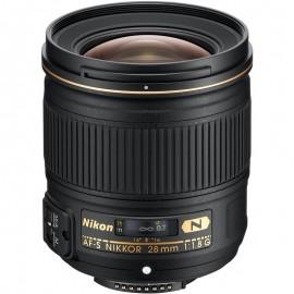 Lente Nikon AFS 28mm f/1.8G FX
