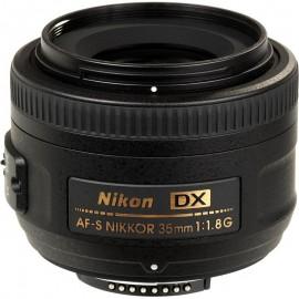 Lente Nikon AFS 35mm f/1.8G DX