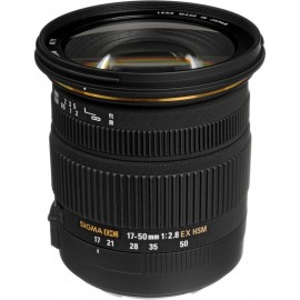 Lente Sigma 17-50mm f/2.8 EX DC OS HSM (Nikon)