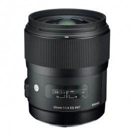 Lente Sigma 35mm f/1.4 ART DG HSM (Canon)