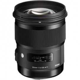 Lente Sigma 50mm f/1.4 ART DG HSM (Canon)