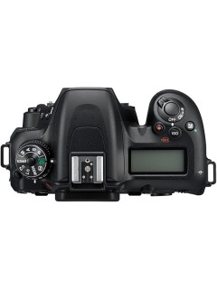 Nikon D7500 (Corpo) - Detalhes