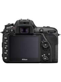 Nikon D7500 + 18-140mm VR - LCD