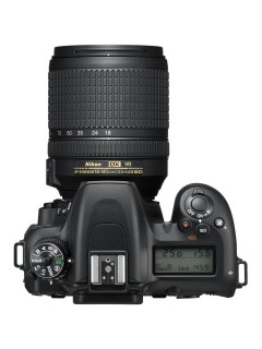Nikon D7500 + 18-140mm VR - Detalhes