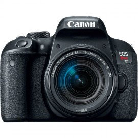 Canon EOS T7i + 18 55mm IS STM