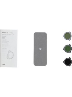 Kit de Filtros ND DJI para Mavic PRO - Detalhes